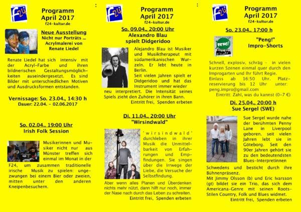 April-Programm 2017