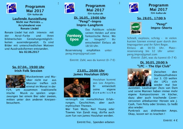 Mai-Programm 2017