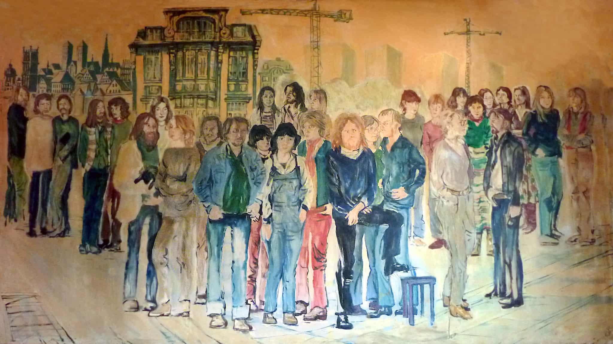 Wandbild F24